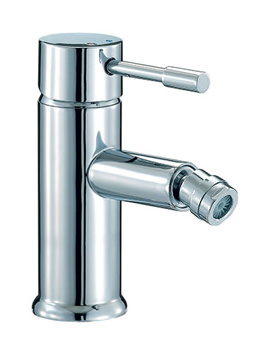 Series F Mono Bidet Mixer Tap With Pop Up Waste - SFL011