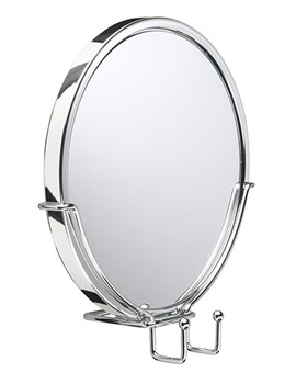 SNL Plus Anti-Fog Acrylic Mirror And Razor Holder - QM381041RH