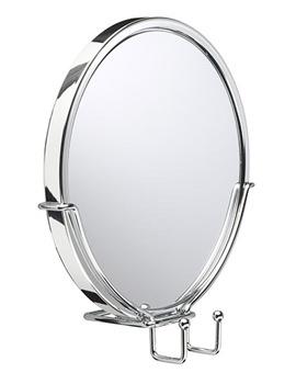 SNL Plus Anti-Fog Acrylic Mirror And Razor Holder - QM381041RH