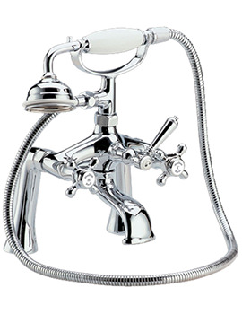 Jade Bath Shower Mixer Tap With Shower Kit - BD304