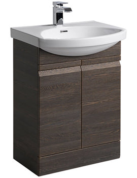 Profile Mali 600mm Freestanding Unit Including Basin