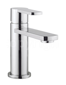 Related Crosswater Wisp Monobloc Basin Mixer Tap Without Waste - WP110DNC