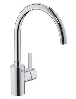 Grohe Eurosmart Cosmopolitan High Spout Monobloc Sink Mixer Tap-32843000
