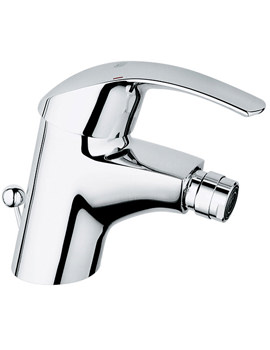 Related Grohe Eurosmart Bidet Mixer Tap With Pop-Up Waste - 32929001