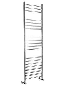 Athena 6 Rails Designer Radiator 350 x 430mm - RA070