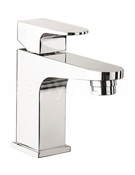 Modest Mini Monobloc Basin Mixer Tap - MO114DNC