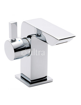 Ultra Mini Side Action Mono Basin Mixer Tap - MIN365