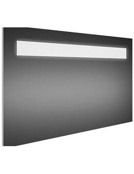 Strada 1050 x 650mm Mirror With Internal Lamp