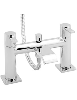 Linx Deck Mounted Bath Shower Mixer Tap - LINX106