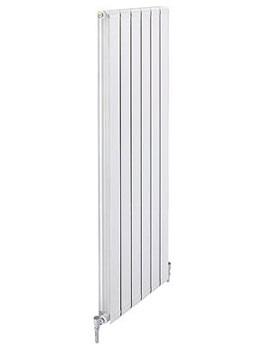 Modena Vertical Aluminium Radiator 320 x 1442mm - FALV14H4S