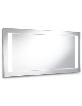 Stratum Mirror With Integrated Light 1100 x 600mm - 856224000