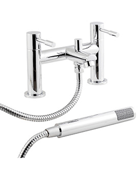 Series 2 Bath Shower Mixer Tap With Kit