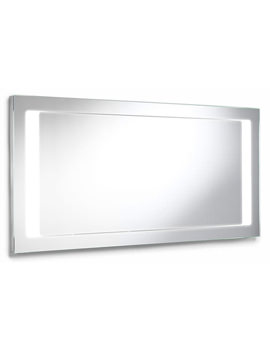 Stratum Mirror With Integrated Light 900 x 600mm - 856223000