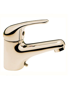 Related Tre Mercati Modena Mono Basin Mixer Tap Gold - 95265
