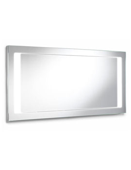 Stratum Mirror With Integrated Light 1300 x 600mm - 856225000