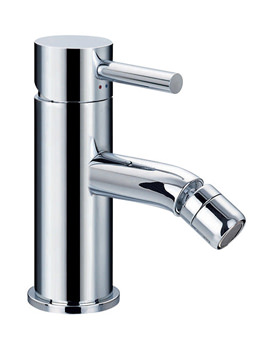Levo Single Lever Bidet Mixer Tap With Clicker Waste