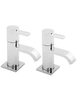 Linx Bath Taps Chrome - LINX102