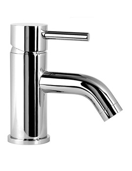AR Series Single Lever Basin Mixer Tap With Waste - AR009