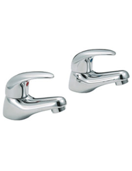 Elan Chrome Bath Taps - ELAN102