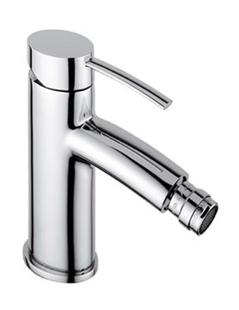 Bella Mono Bidet Mixer Tap With Pop Up Waste - 42080
