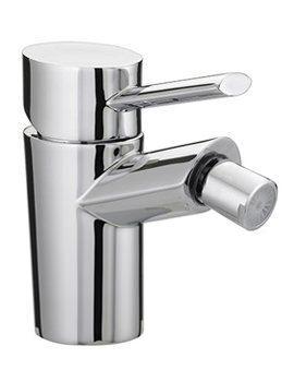 Oval Bidet Mixer Tap Chrome - OL BID C