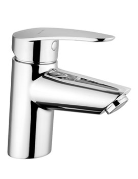 Dynamic S Basin Mixer Tap Chrome - A40950VUK