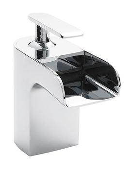 Lauren Series U Open Spout Mono Basin Mixer Tap Without Pop-Up Waste