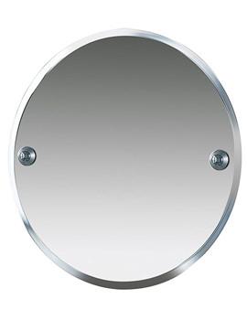 Metro 450mm Round Mirror - 6300C-S