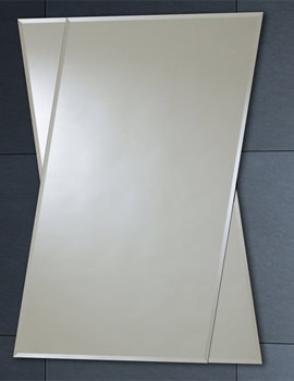 Bevelled Edge Mirror - MI005
