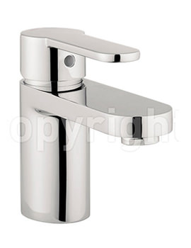 Central Monobloc Basin Mixer Tap Chrome - CE110DNC