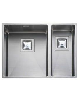 Atlantic Kube 1.5 Bowl Undermount Kitchen Sink
