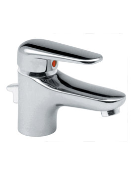 Chelsea Mono Basin Mixer Tap With Pop-Up Waste - CHE-100