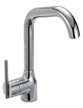 Related Tre Mercati Solar Mercury Chrome Mono Sink Mixer Tap