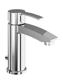 Related Britton Sapphire Basin Mixer Tap With Pop Up Waste