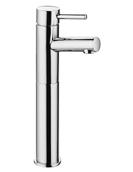 Zoo Extended Single Lever Mono Basin Mixer Tap - ZOO-100E-SB