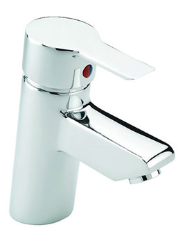 Related Tre Mercati Angle Mono Basin Mixer Tap With Click Clack Waste Chrome