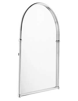 Solo Wall Hung Arched Mirror - SO MR C
