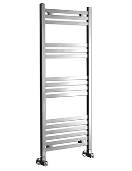Related Phoenix Davina Designer Towel Rail 500mm x 800mm - RA051