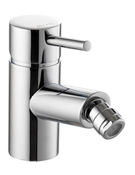 Xcite Single Lever Bidet Mixer Tap With Clicker Waste - XCBID