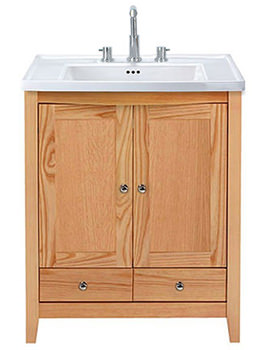 Radcliffe Esteem Square Vanity Unit - XW31300020