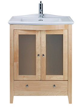 Westminster Esteem Vanity Unit Natural Oak - XW31100020