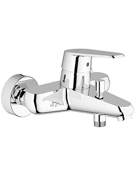 Eurodisc Cosmopolitan Single Lever Bath Shower Mixer Tap-33390002
