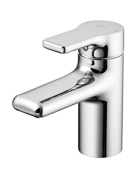 Attitude Waterfall Outlet Basin Mixer Tap Without Waste