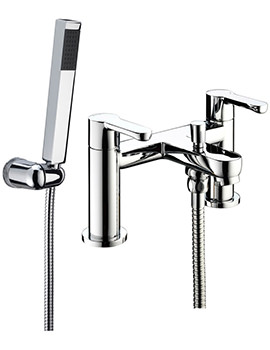 Nero Bath Shower Mixer Tap - NR BSM C