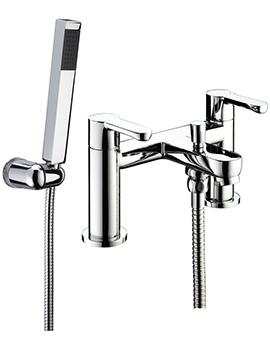 Nero Bath Shower Mixer Tap - NR BSM C