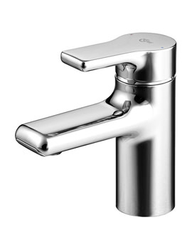 Attitude Single Lever Basin Mixer Tap With Classic Outlet