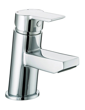 Related Bristan Pisa Basin Mixer With Clicker Waste - PS BAS C