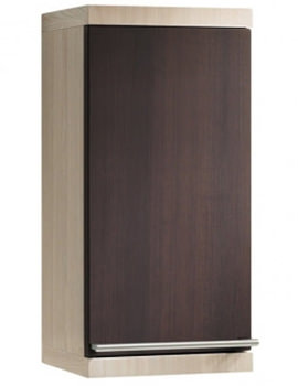 Hall Right Hand Door Wall Unit 270mm Wide - 856117601