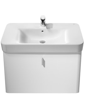 Roca Senso Square Base Unit For 850mm Wide Basin  - 856308858