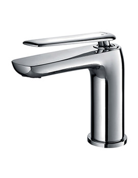Related Flova Allore Basin Mixer Tap With Clicker Waste - ALBAS